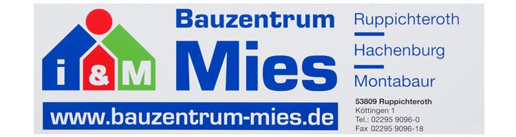 Bauzentrum Mies